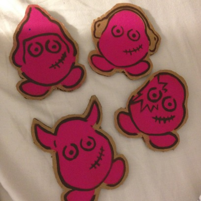 Pink Potatoes - Klebefreunde