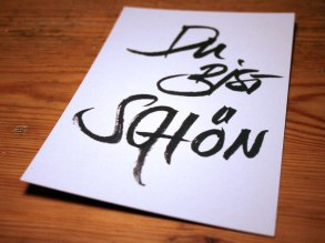 http://de.dawanda.com/product/94107123-postkarte-du-bist-schoen